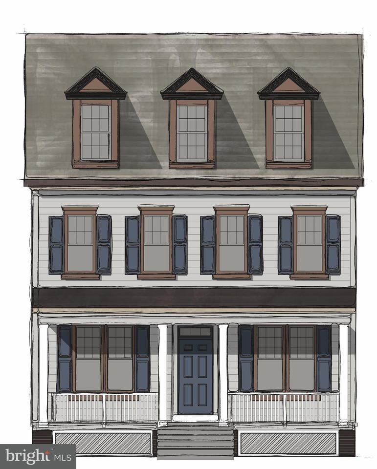 Частный односемейный дом для того Продажа на 3249 Stone Barn Drive 3249 Stone Barn Drive Urbana, Мэриленд 21704 Соединенные Штаты