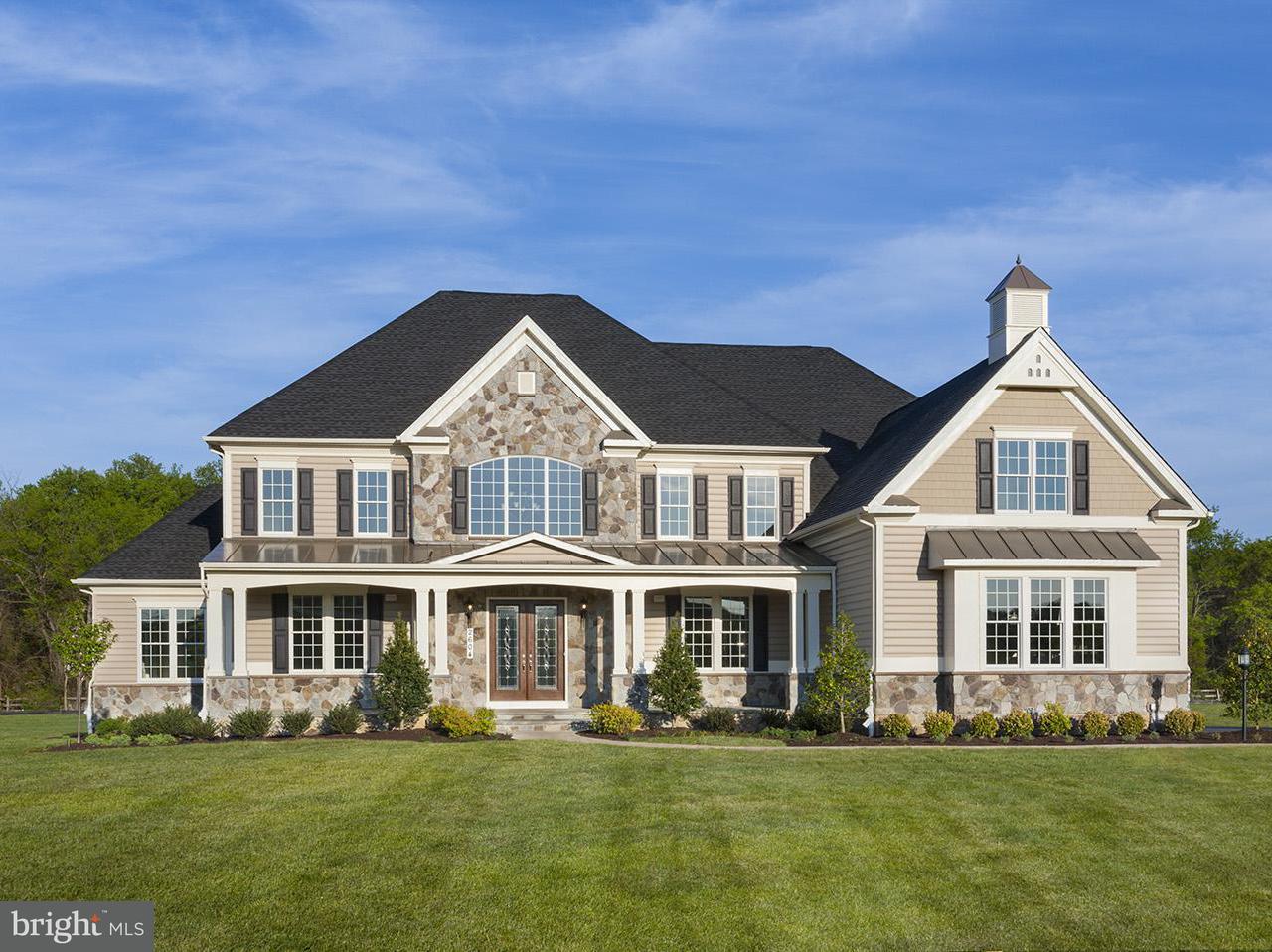 단독 가정 주택 용 매매 에 16658 Bridle Ridge Lane 16658 Bridle Ridge Lane Olney, 메릴랜드 20832 미국