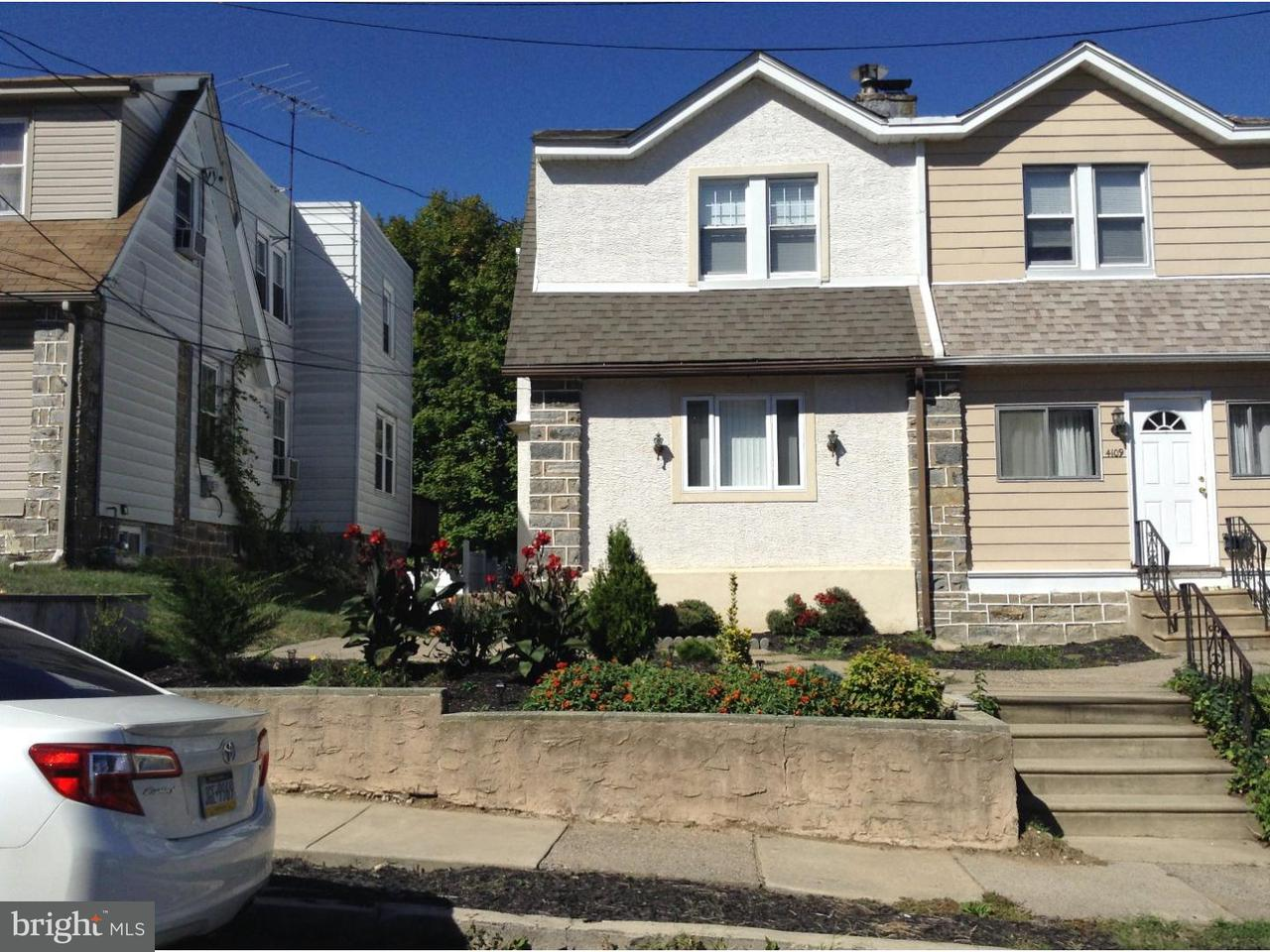 Townhouse for Rent at 4111 VERNON Road Drexel Hill, Pennsylvania 19026 United States