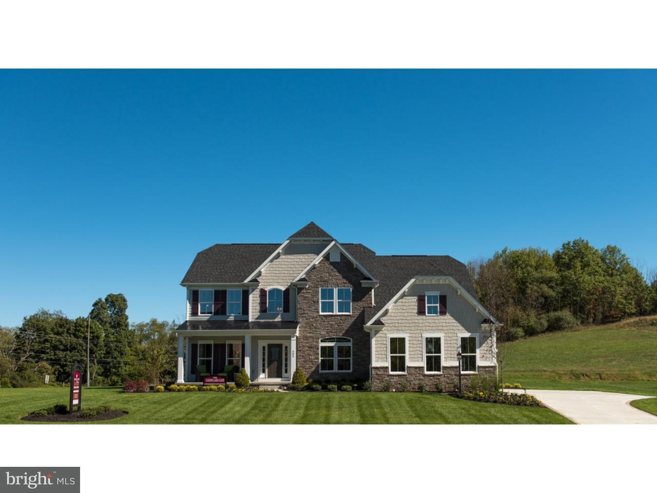 Maison unifamiliale pour l Vente à 500 PEAR TREE Court Delran Township, New Jersey 08075 États-Unis