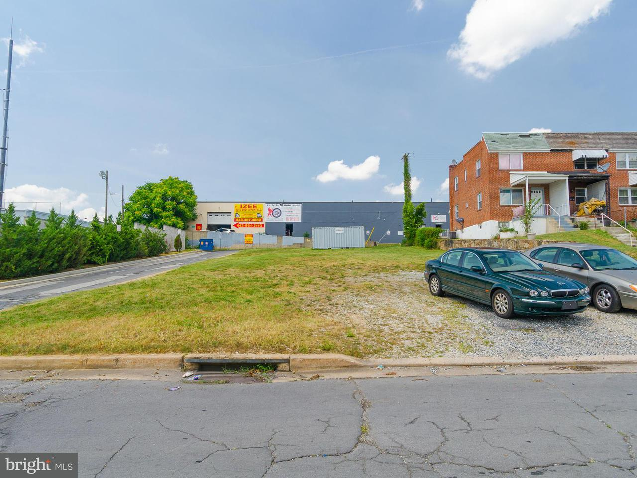 Photo of home for sale at 4134 Sunnyside Avenue, Baltimore MD