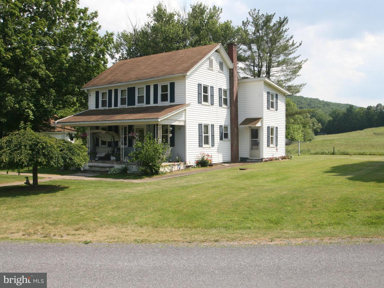Single Family for Sale at 20109 Tuscarora Creek Rd Blairs Mills, Pennsylvania 17213 United States