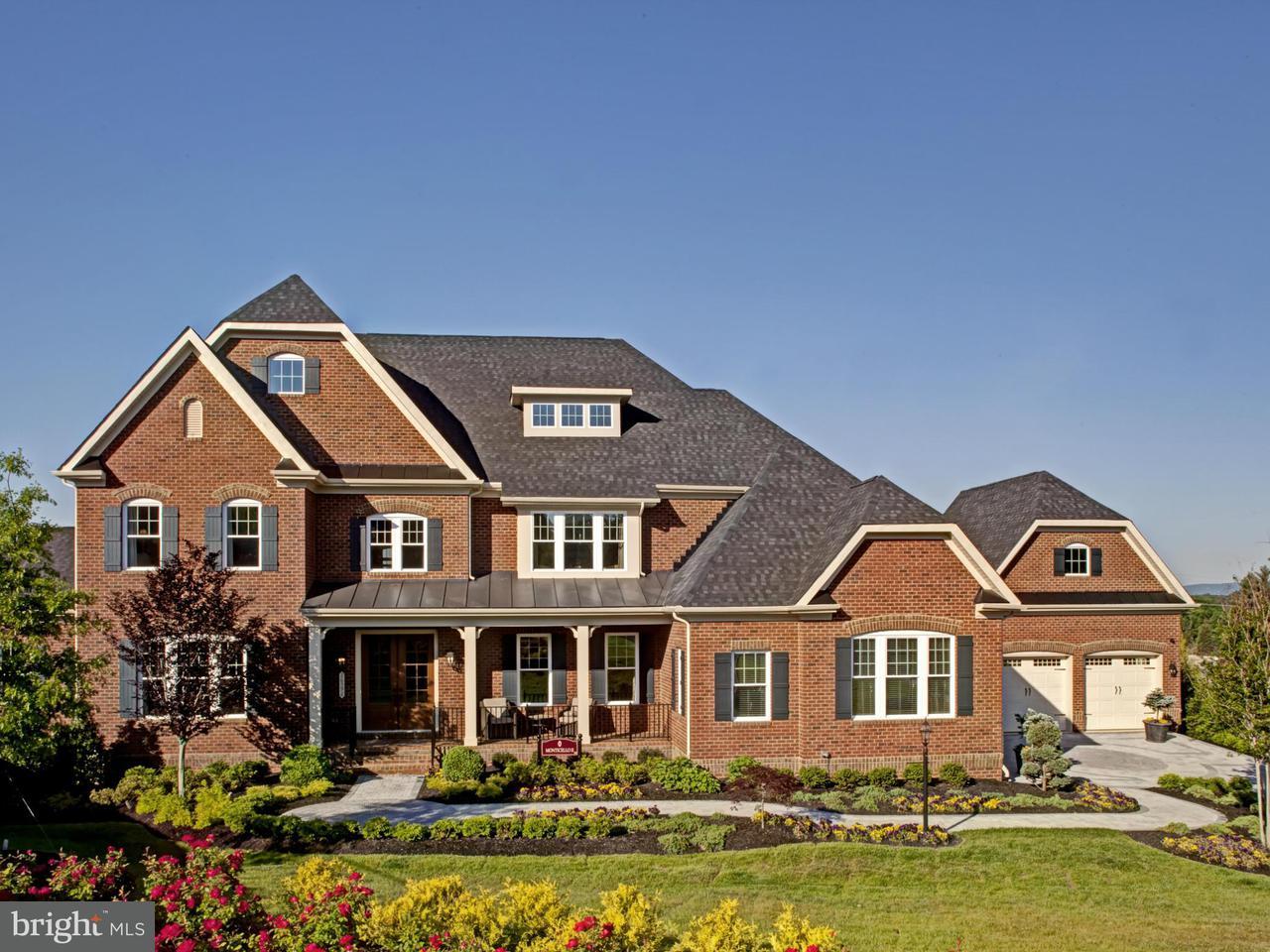 Частный односемейный дом для того Продажа на 5028 Lindera Court 5028 Lindera Court Ellicott City, Мэриленд 21042 Соединенные Штаты