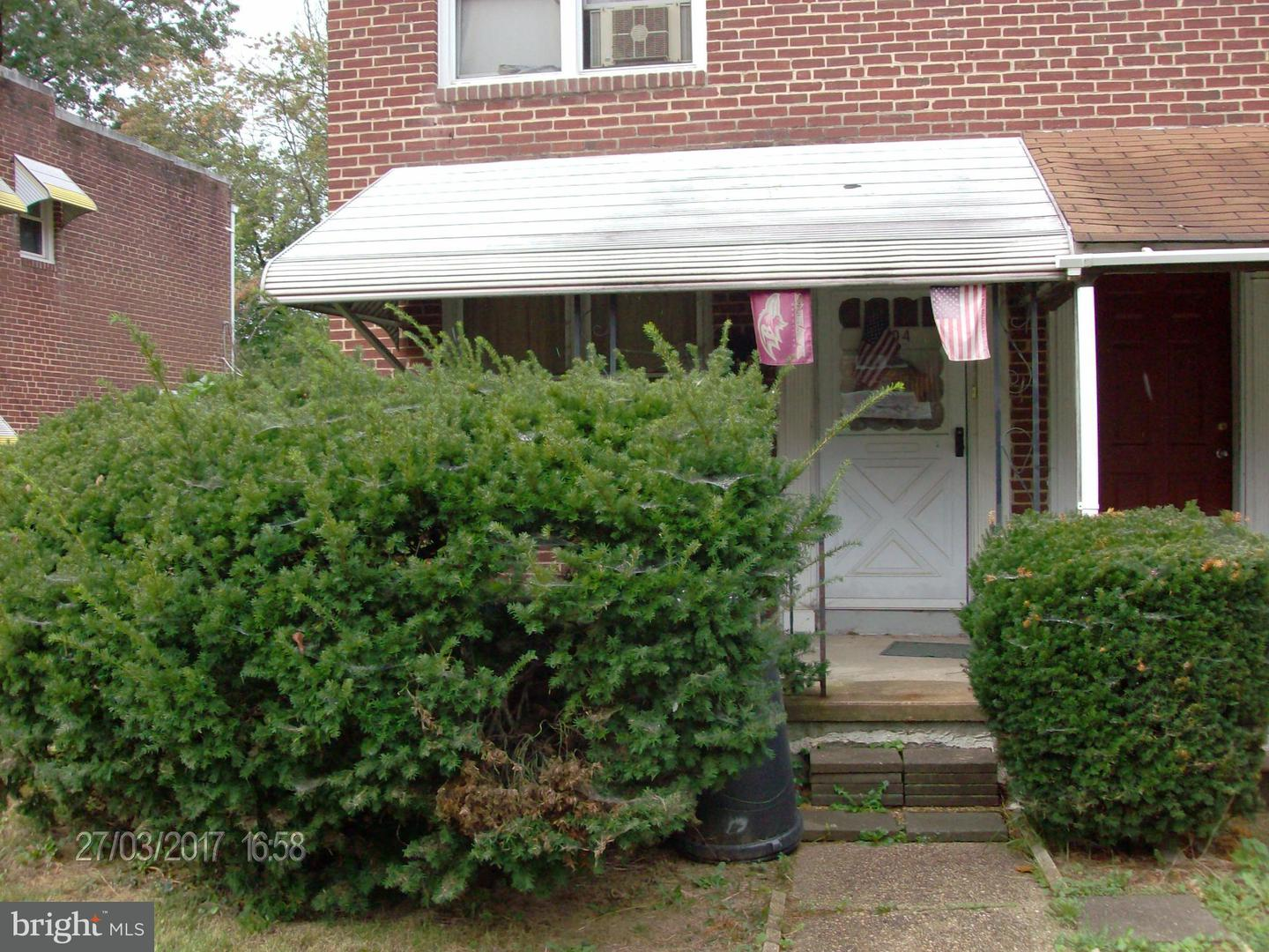 Single Family for Sale at 5604 Pioneer Dr Baltimore, Maryland 21214 United States