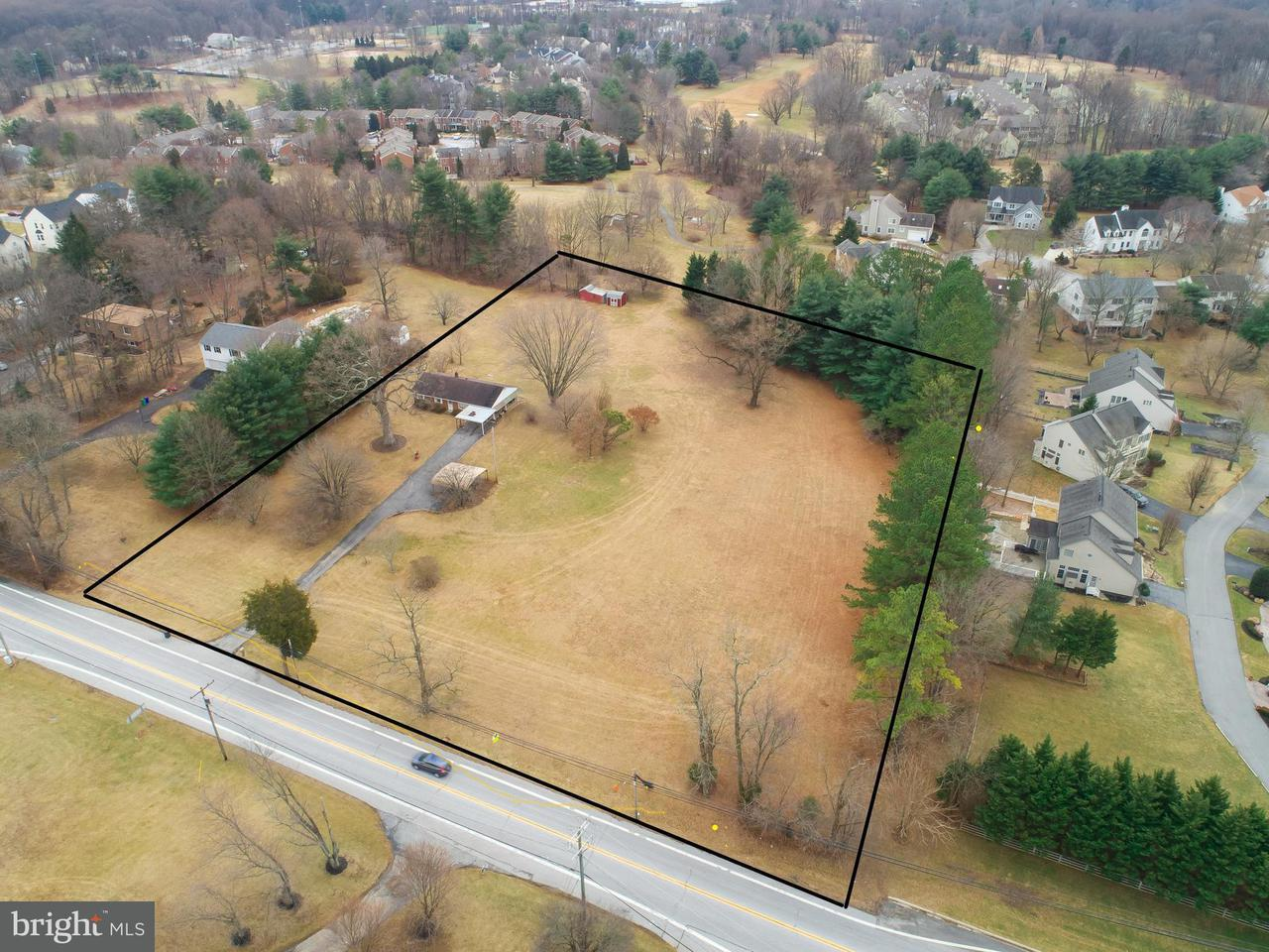 Single Family Home for Sale at 11011 Clarksville Pike 11011 Clarksville Pike Columbia, Maryland 21044 United States