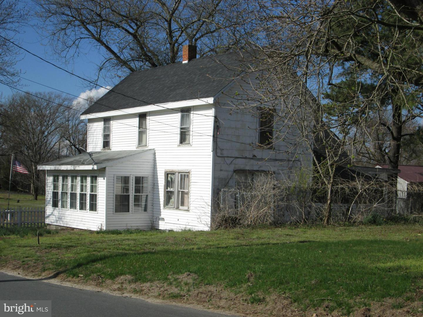 Single Family for Sale at 5627 Indiantown Rd Rhodesdale, Maryland 21659 United States