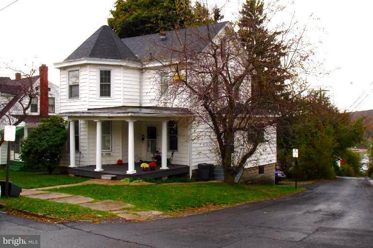 Single Family for Sale at 19 Park Ave Frostburg, Maryland 21532 United States