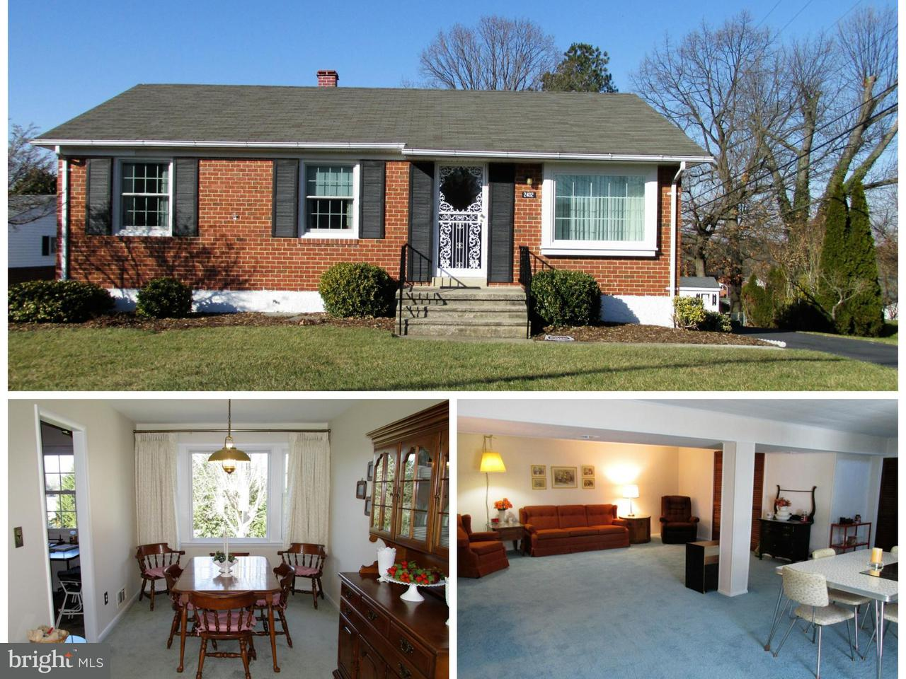 Single Family for Sale at 2402 Lampost Ln Parkville, Maryland 21234 United States