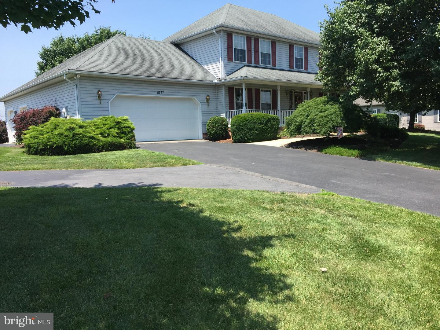Single Family for Sale at 11777 Melrose Ave Greencastle, Pennsylvania 17225 United States
