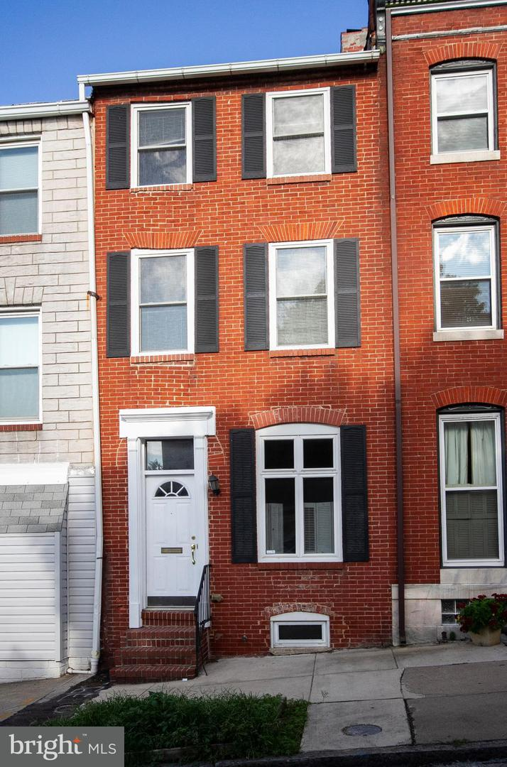 Other Residential for Rent at 248s Washington St S Baltimore, Maryland 21231 United States