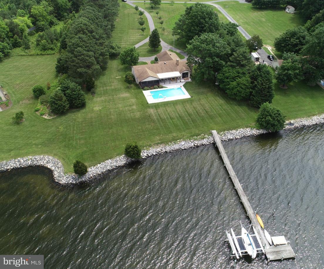 Single Family for Sale at 7090 Bozman Neavitt Rd Bozman, Maryland 21612 United States