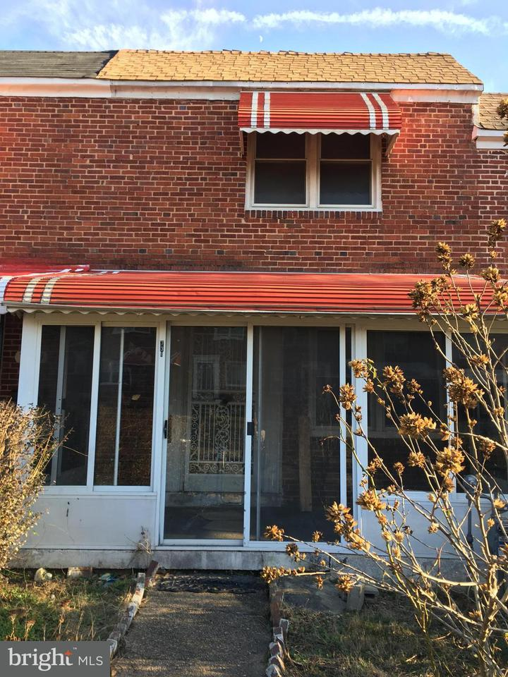 Single Family for Sale at 731 Roundview Rd Baltimore, Maryland 21225 United States