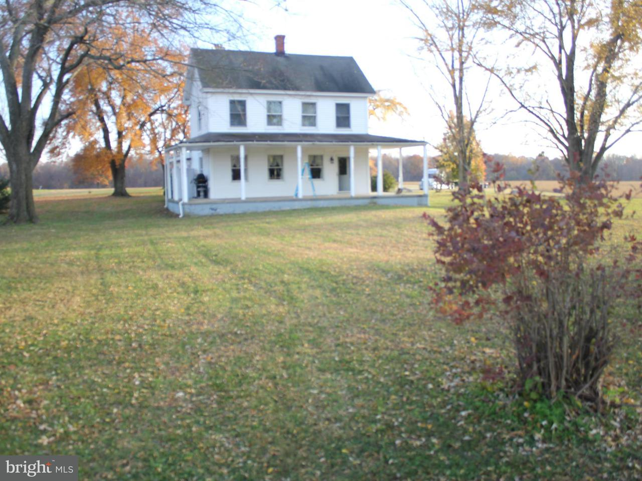 Farm for Sale at 3408 Mcginnes Rd Millington, Maryland 21651 United States