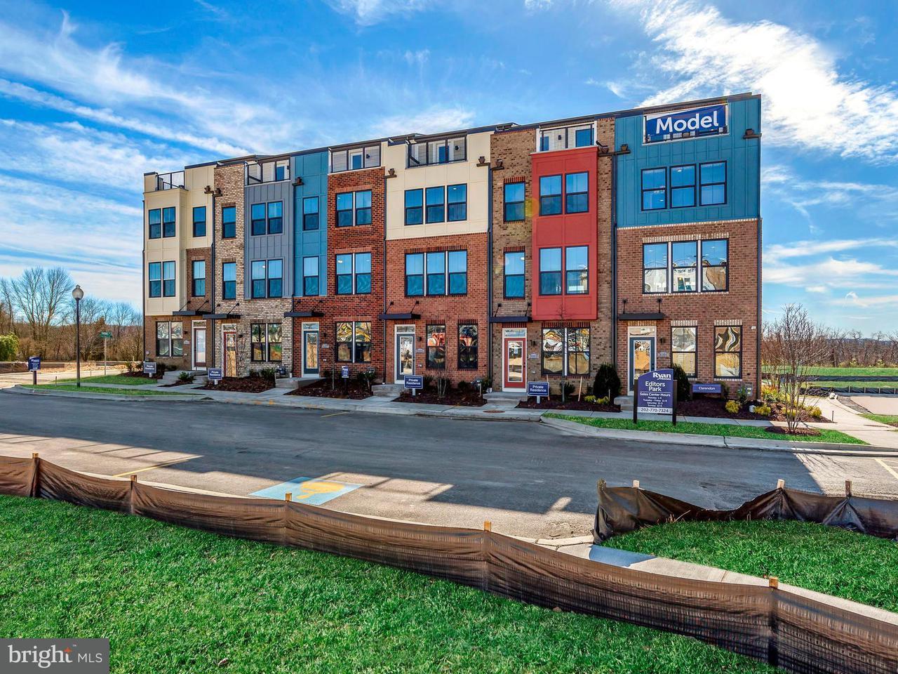 多棟聯建住宅 為 出售 在 6206 Enquirer St #507d 6206 Enquirer St #507d Hyattsville, 馬里蘭州 20782 美國