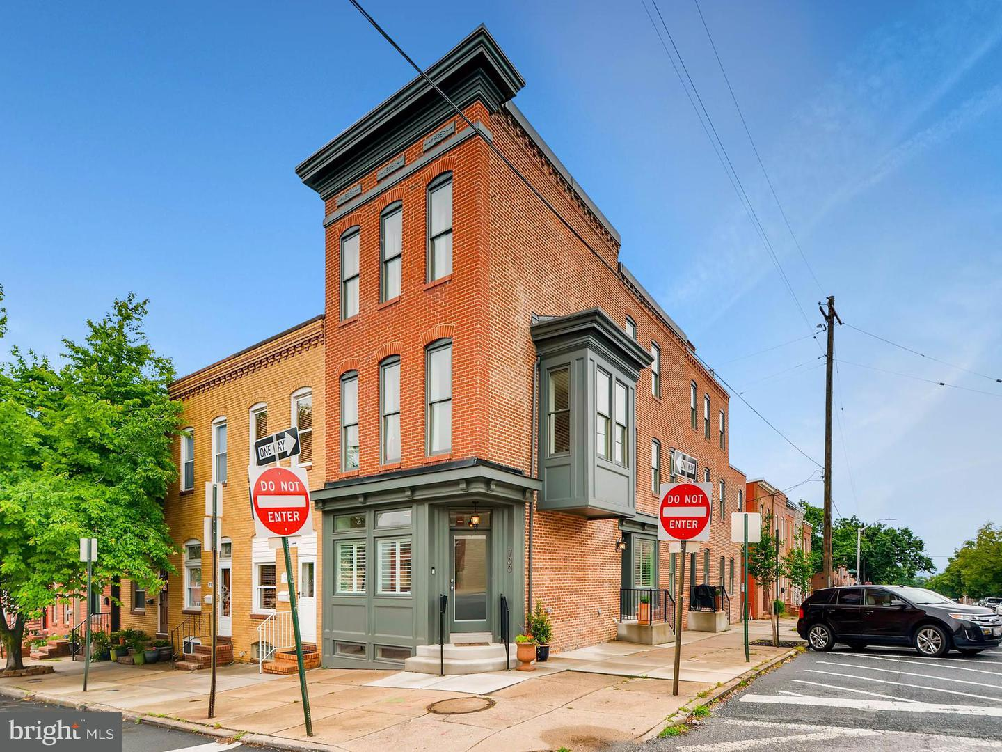 Photo of home for sale at 700 Clinton Street, Baltimore MD