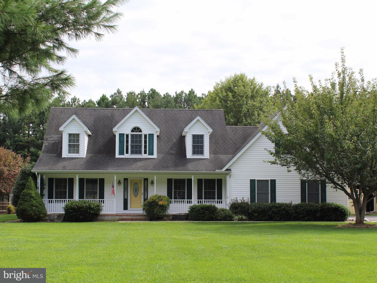 Maison unifamiliale pour l Vente à 13399 Wye Landing Lane 13399 Wye Landing Lane Wye Mills, Maryland 21679 États-Unis