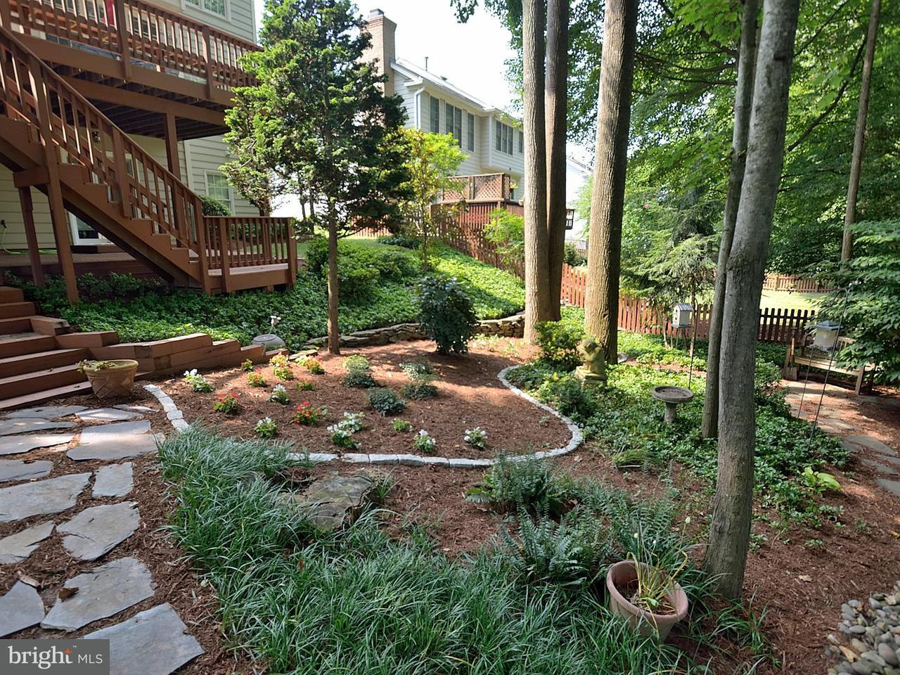 Additional photo for property listing at 9008 Advantage Court 9008 Advantage Court Burke, Virginia 22015 États-Unis
