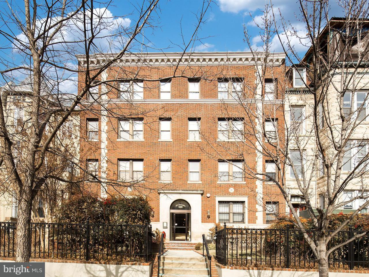 Condominium for Sale at 1321 Fairmont St NW #1 Washington, District Of Columbia 20009 United States