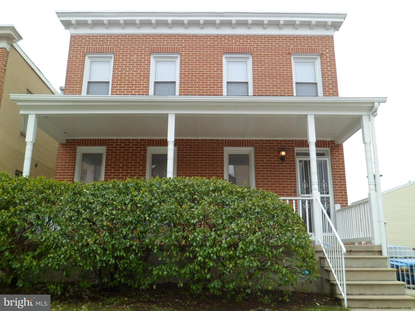 Single Family for Sale at 915 E Preston St Baltimore, Maryland 21202 United States