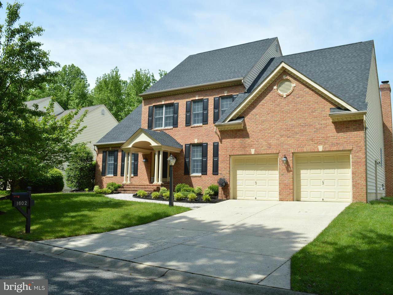 Vivienda unifamiliar por un Venta en 1602 Homewood Landing Road 1602 Homewood Landing Road Annapolis, Maryland 21409 Estados Unidos