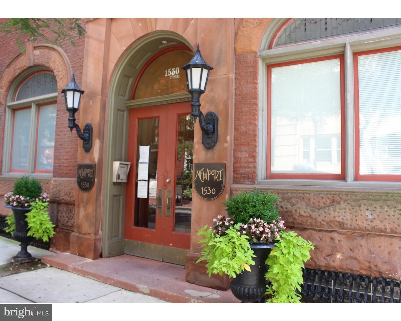 独户住宅 为 出租 在 1530 SPRUCE ST #825 费城, 宾夕法尼亚州 19102 美国