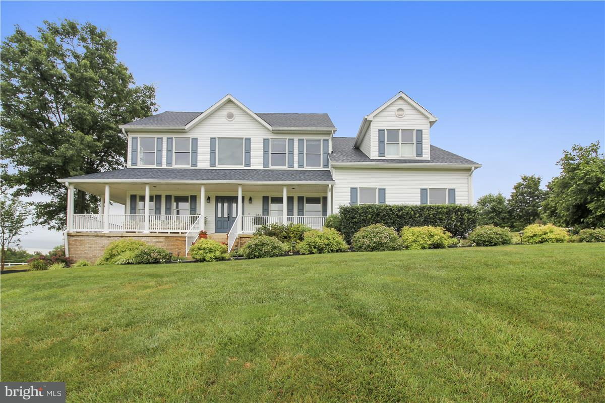 Single Family Home for Sale at 11680 Weller Hill Drive 11680 Weller Hill Drive Monrovia, Maryland 21770 United States