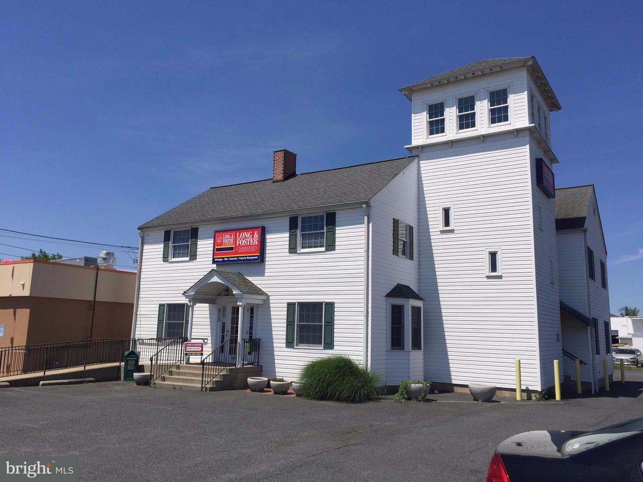Commercial pour l Vente à 213 Sunburst Hwy 213 Sunburst Hwy Cambridge, Maryland 21613 États-Unis
