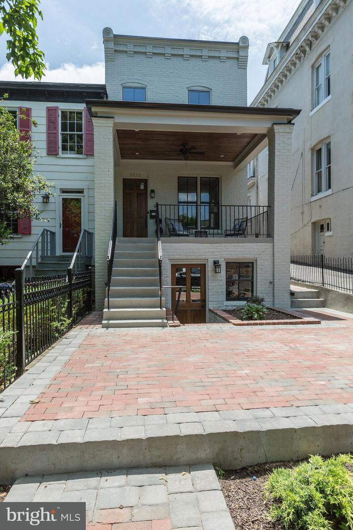 Single Family for Sale at 3232 O St NW Washington, District Of Columbia 20007 United States