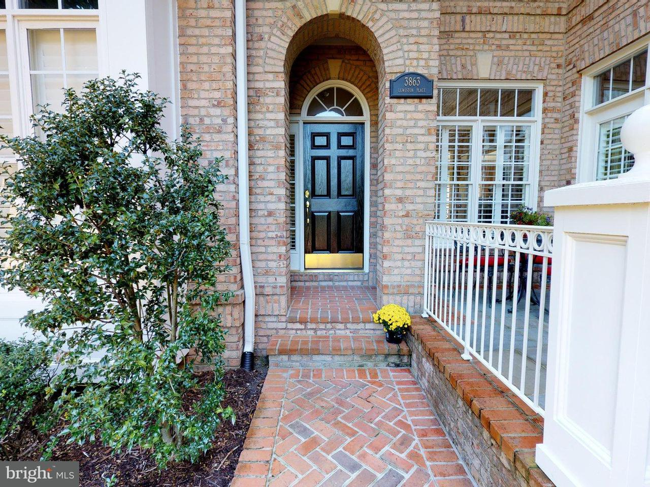 Additional photo for property listing at 3863 Lewiston Place 3863 Lewiston Place Fairfax, Virginia 22030 Estados Unidos