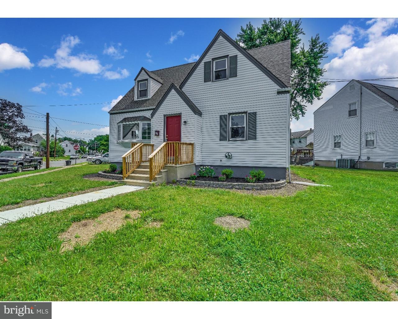 Einfamilienhaus für Verkauf beim 1145 LOGAN Avenue Bellmawr, New Jersey 08031 Vereinigte Staaten