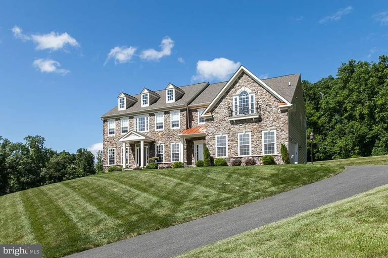 Single Family Home for Sale at 1429 Martin Meadows Drive 1429 Martin Meadows Drive Fallston, Maryland 21047 United States