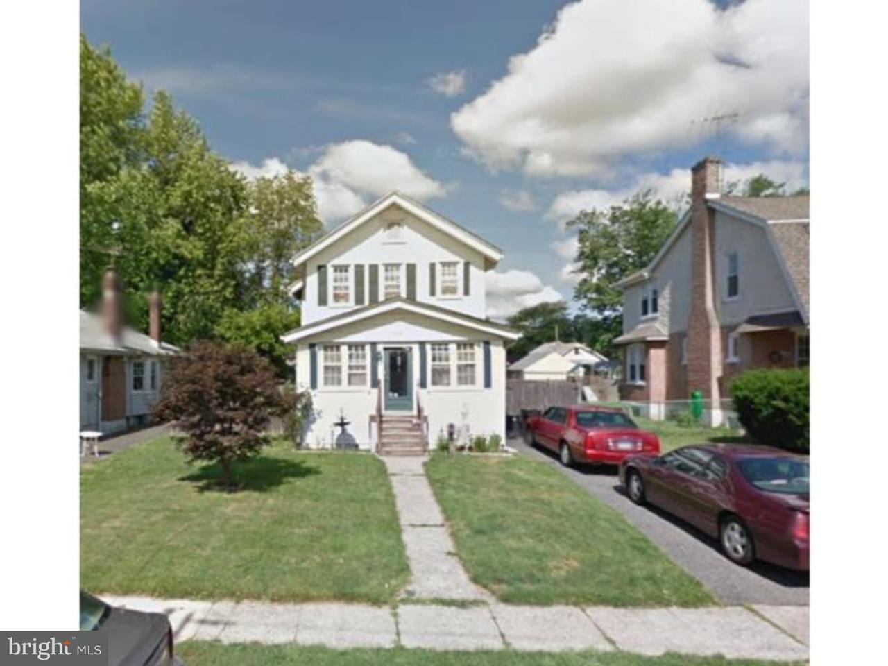 Частный односемейный дом для того Продажа на 118 W ELBON Road Parkside, Пенсильвания 19015 Соединенные Штаты