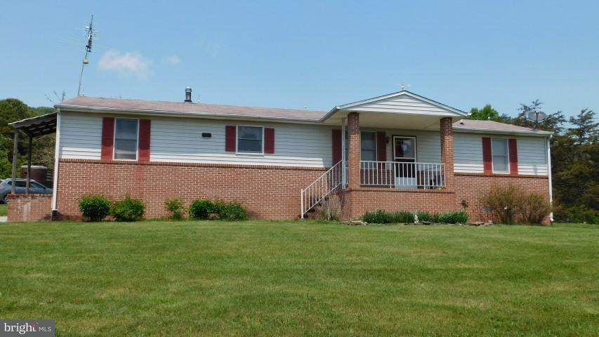 Farm for Sale at 8685 Bloomery Pike Slanesville, West Virginia 25444 United States