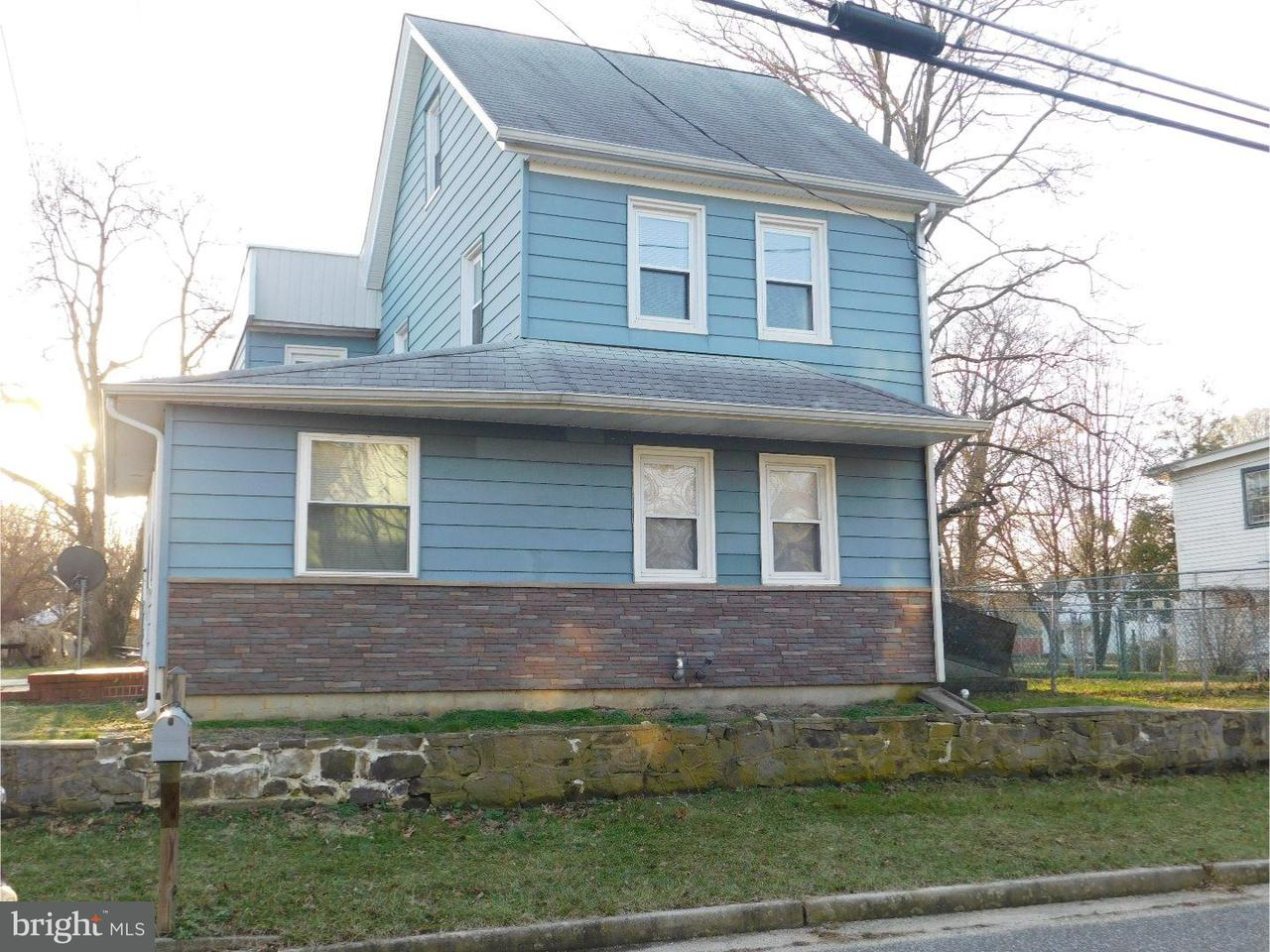 Maison unifamiliale pour l à louer à 218 UNION Street Elmer, New Jersey 08318 États-Unis