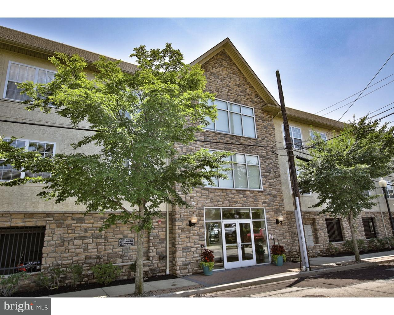 Single Family Home for Sale at 821 HARRY ST #202 Conshohocken, Pennsylvania 19428 United States