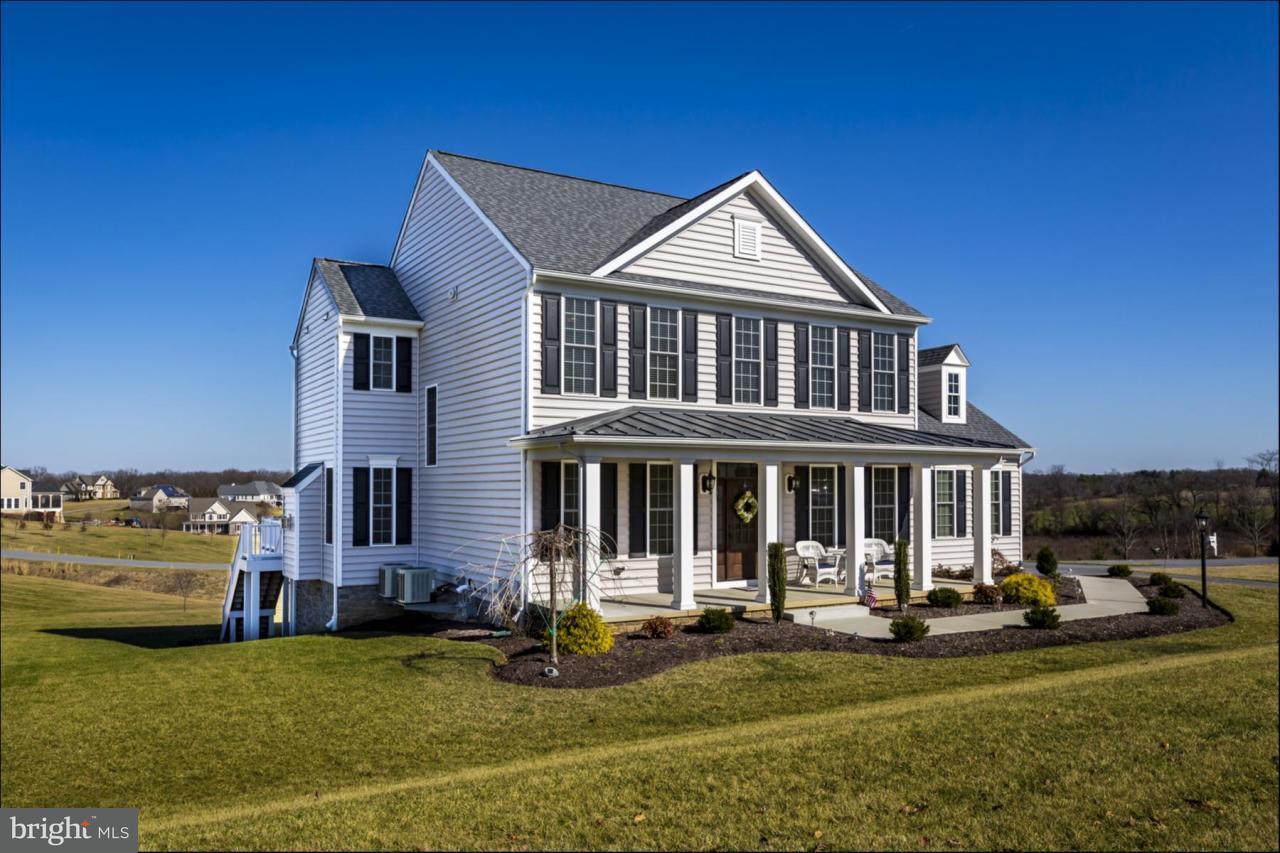 Casa Unifamiliar por un Venta en 3499 Clover Meadow Court 3499 Clover Meadow Court Finksburg, Maryland 21048 Estados Unidos