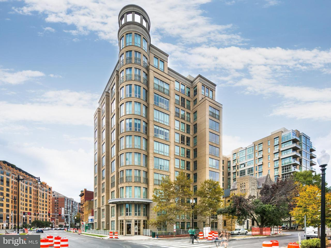 Condominium for Sale at 301 Massachusetts Ave Nw #503 301 Massachusetts Ave Nw #503 Washington, District Of Columbia 20001 United States
