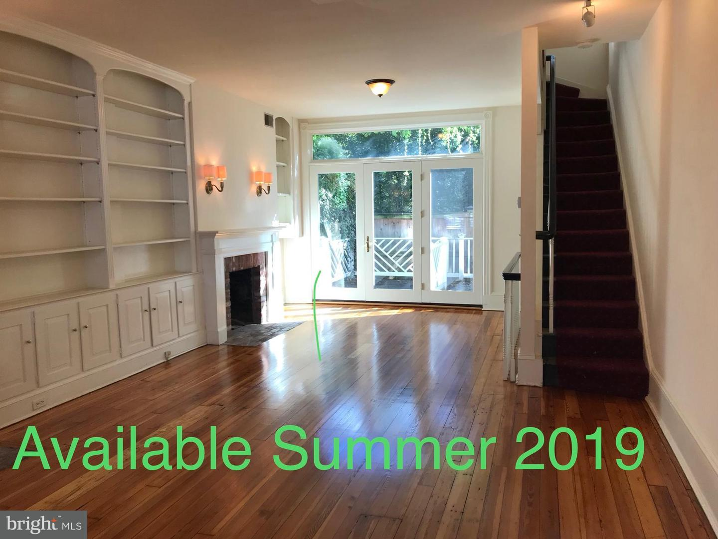 Other Residential for Rent at 1321 33rd St NW Washington, District Of Columbia 20007 United States