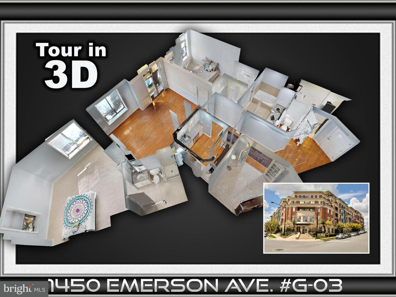 Condominium for Sale at 1450 Emerson Ave #G03-3 1450 Emerson Ave #G03-3 McLean, Virginia 22101 United States
