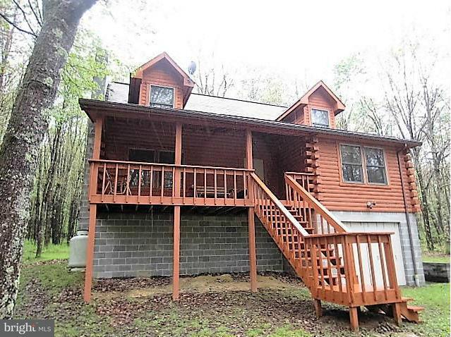Single Family for Sale at 181 Turner Rd Bittinger, Maryland 21522 United States