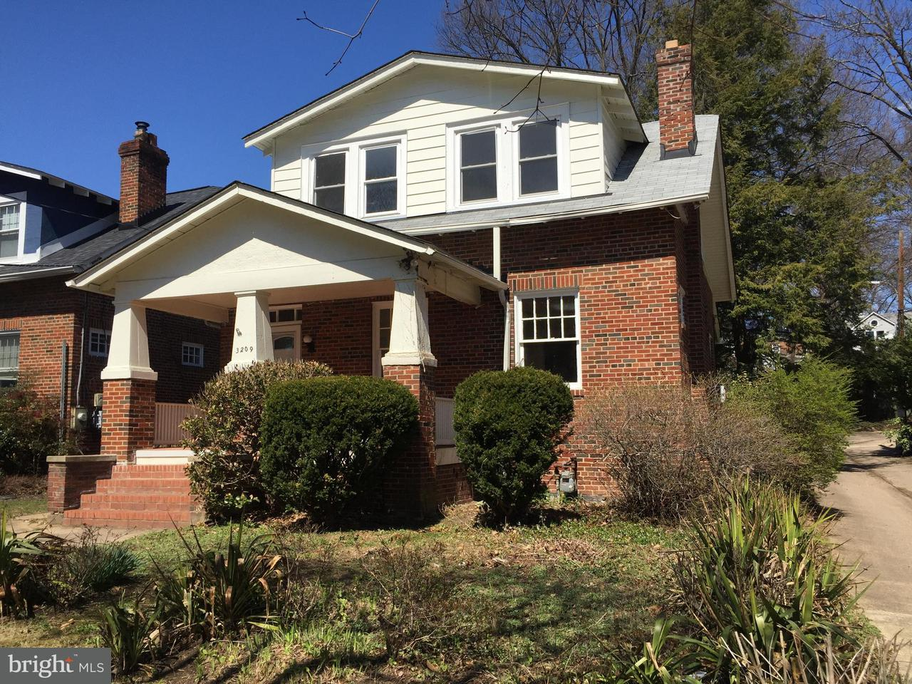 Single Family for Sale at 3209 Jocelyn St NW Washington, District Of Columbia 20015 United States