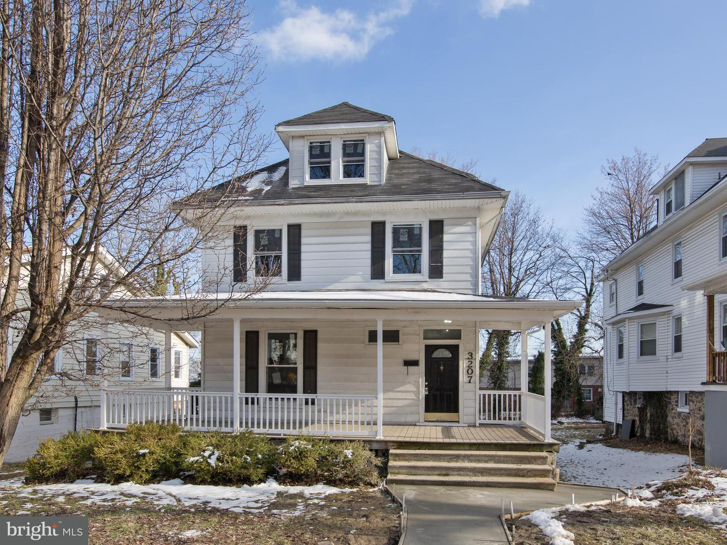 Single Family for Sale at 3207 Vickers Rd Baltimore, Maryland 21216 United States