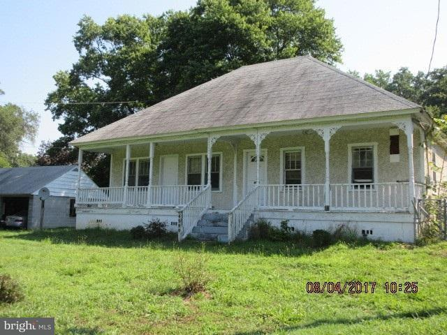 Single Family for Sale at 4590 Bicknell Rd Marbury, Maryland 20658 United States