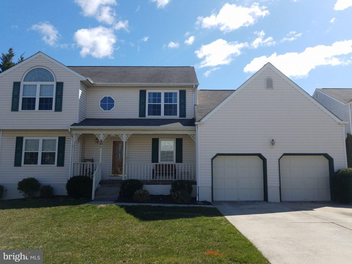 Single Family Home for Sale at 601 Fairmeade Court 601 Fairmeade Court Linthicum, Maryland 21090 United States