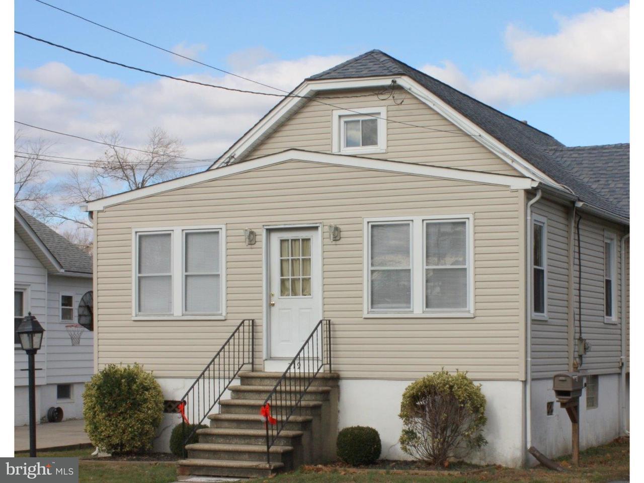 Maison unifamiliale pour l à louer à 219 E PARK Avenue Maple Shade, New Jersey 08052 États-Unis
