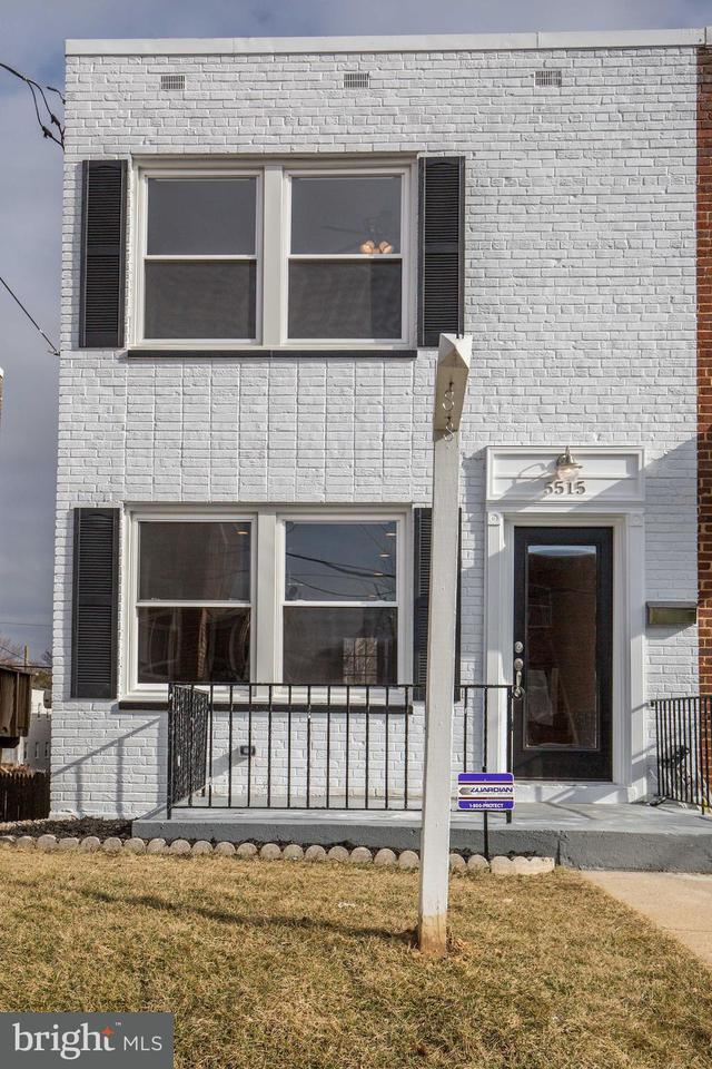Single Family for Sale at 5515 Chillum Pl NE Washington, District Of Columbia 20011 United States