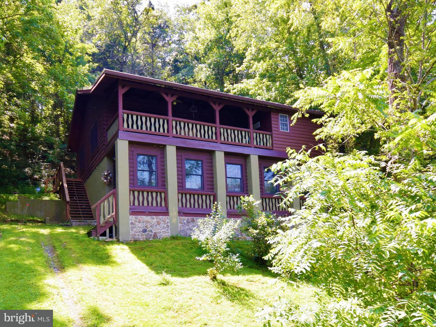 Single Family for Sale at 136 Bumgardners Ford Rd Rileyville, Virginia 22650 United States