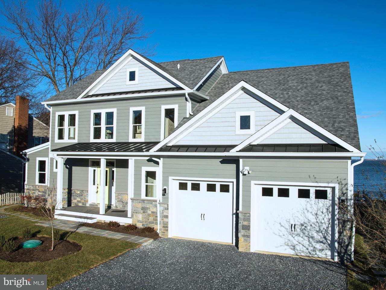 独户住宅 为 销售 在 3995 Chesapeake 3995 Chesapeake Edgewater, 马里兰州 21037 美国