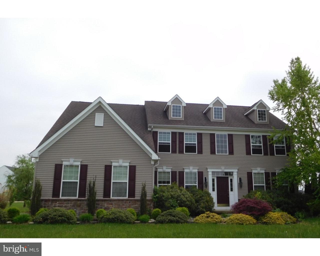 独户住宅 为 销售 在 702 FARMHOUSE Road Mickleton, 新泽西州 08056 美国