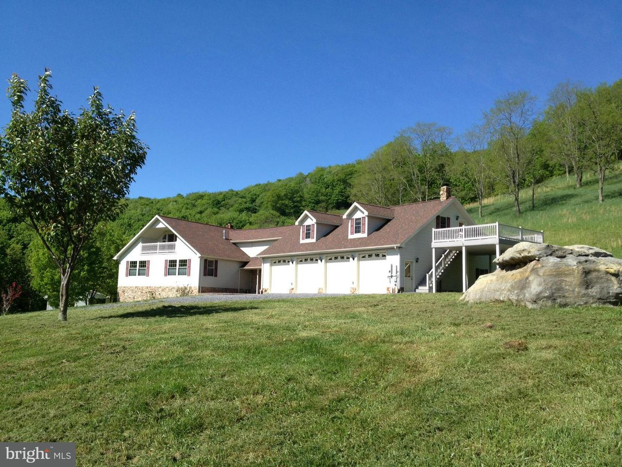 Single Family for Sale at 125 Appletree Ln Riverton, West Virginia 26814 United States
